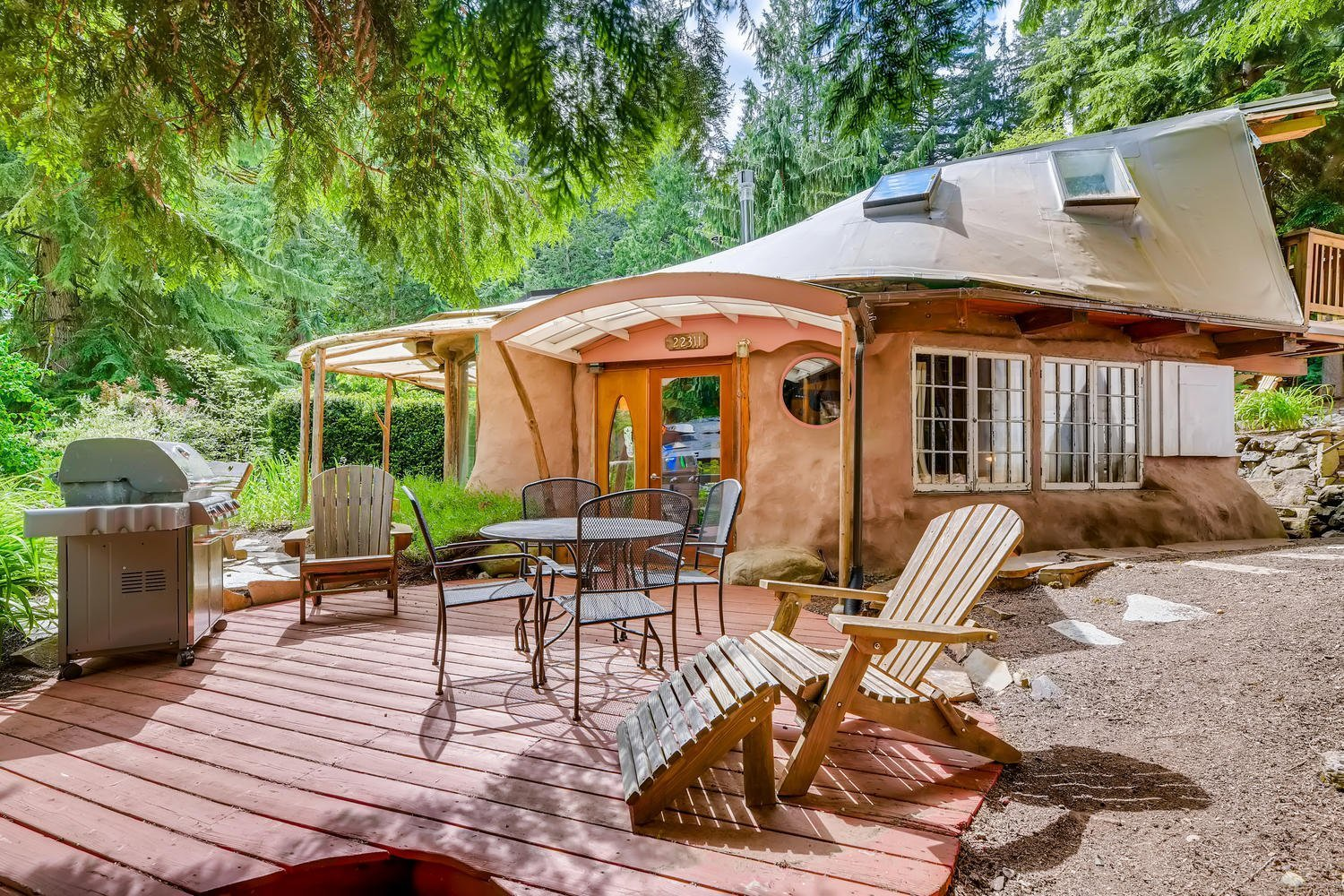 Great Value! One of a Kind, 2-Home Sustainable Retreat in Sharingwood Cohousing Community near Seattle!