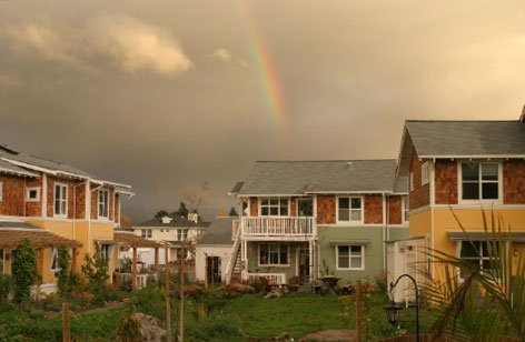 2BR/1BA Rental Opportunity at Frog Song Cohousing in Cotati, California
